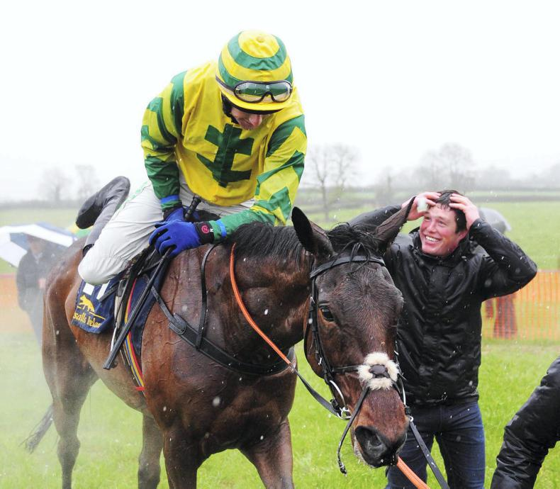 POINT-TO-POINT: Eogháin Ward: Turley's stable is in good form
