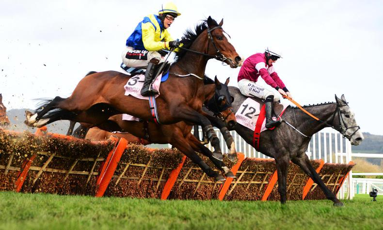 CHELTENHAM WEDNESDAY: Cousins team up to secure Boodles riches