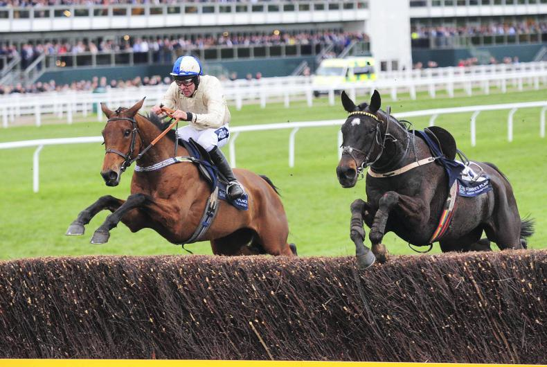 CHELTENHAM: Prolific Hazel Hill times it to perfection