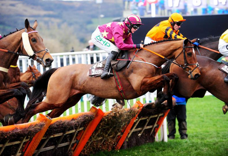 CHELTENHAM FRIDAY: Surprising success for Minella Indo