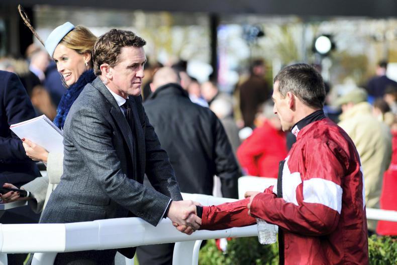 CHELTENHAM WEDNESDAY: 'Forthright and passionate' - A.P. comes alive
