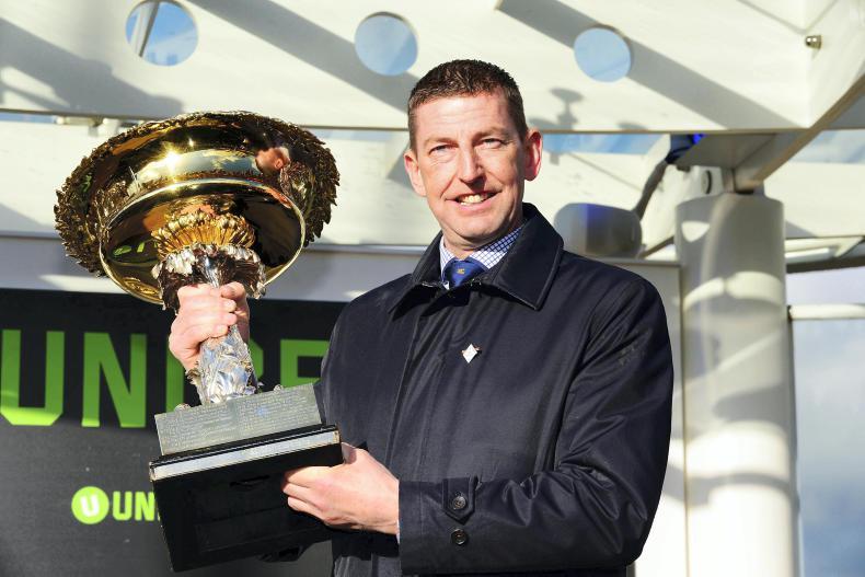 <h1> Cheltenham Racing News from The Irish Field </h1>