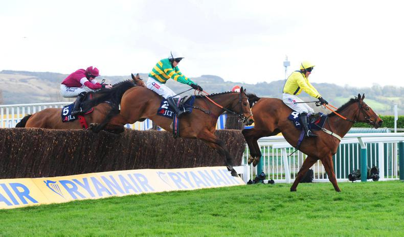 CHELTENHAM THURSDAY: Defi Du Seuil back with a bang