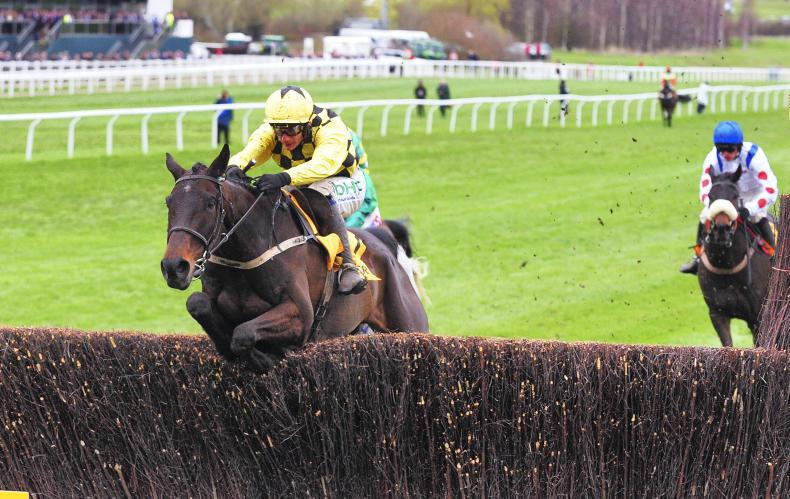 Willie Mullins claims Gold Cup with Al Boum Photo