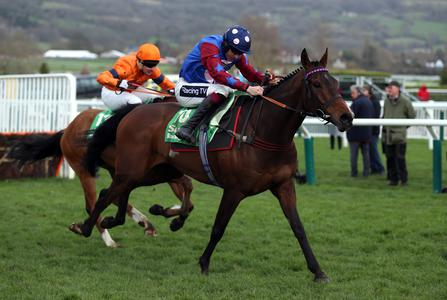 Paisley is Punchestown possible