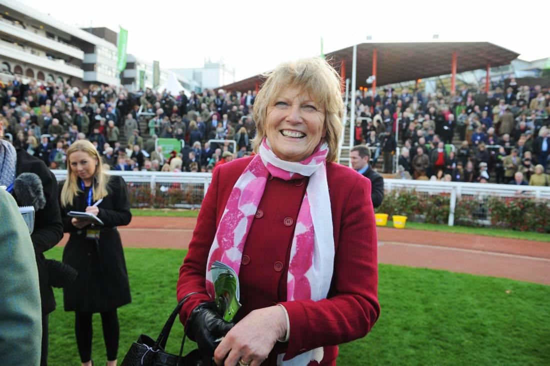 Leopardstown launch Christmas Festival at Jessica Harrington's yard