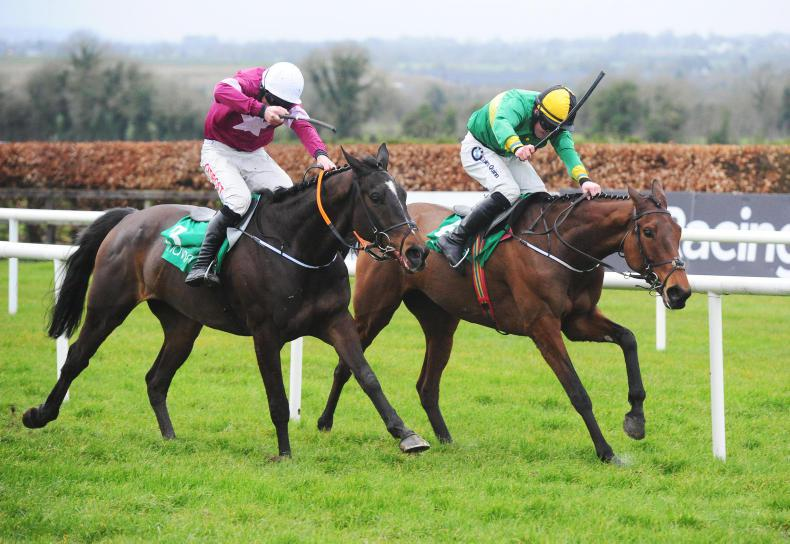 NAVAN MONDAY: Darasso notches graded success