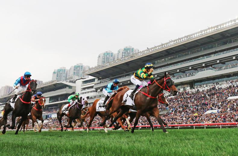 HONG KONG: Furore too fast as Bowman brings home Derby
