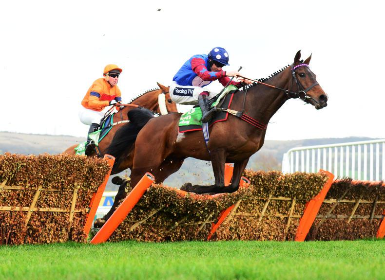 TIME WILL TELL: Fairytales come true for Paisley and Frodon