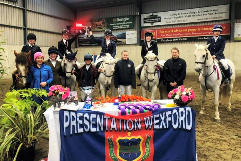 AROUND THE COUNTRY:  League title win for Presentation Wexford