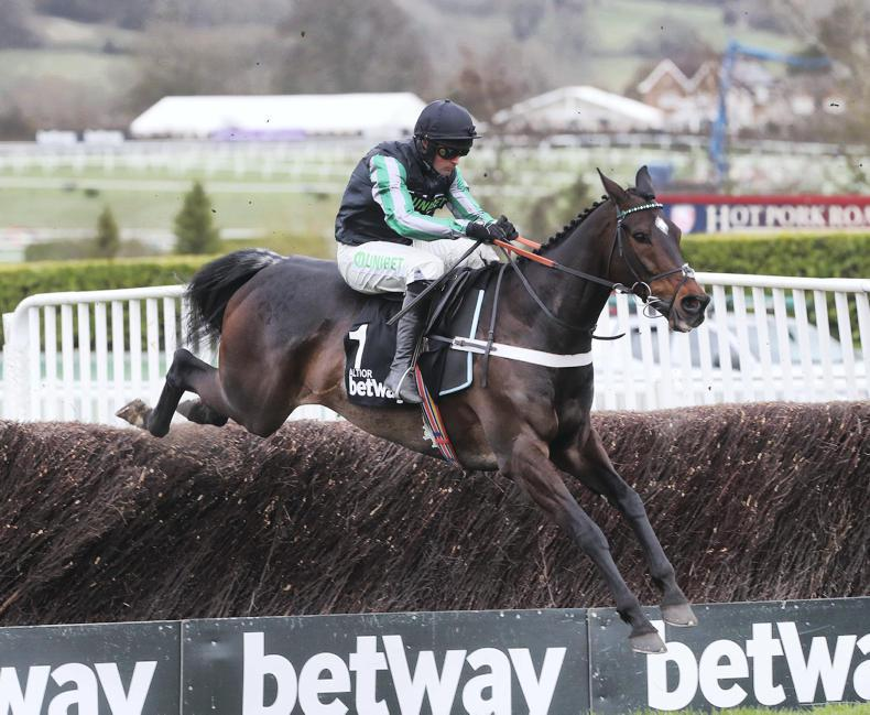 SIMON ROWLANDS: Altior to step-up after 18th win