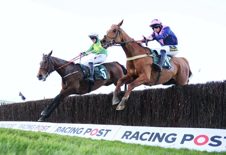 CHELTENHAM REVIEW: How to solve a problem like the National Hunt Chase?
