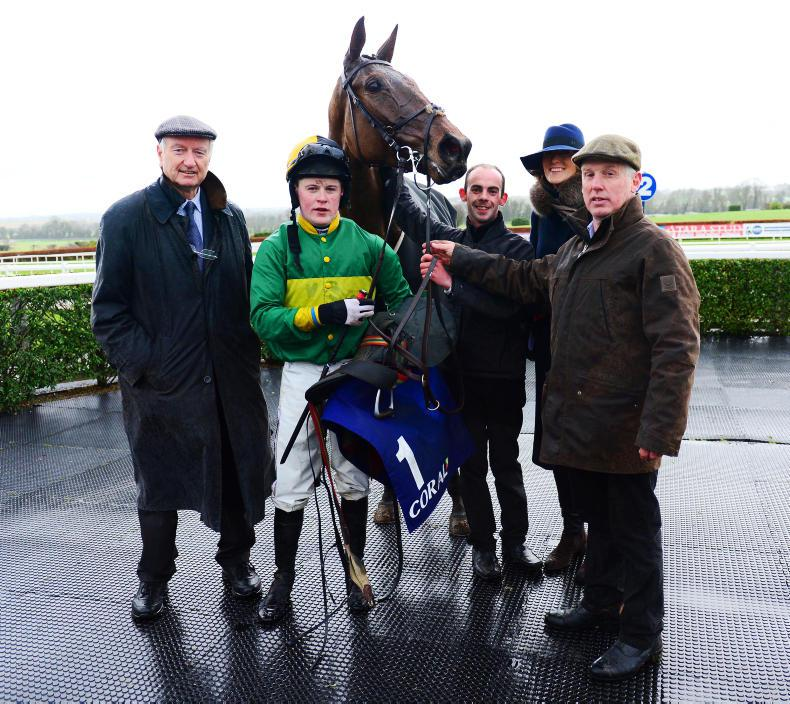 BREEDING INSIGHTS: A real homebred success for Flood with Caravation