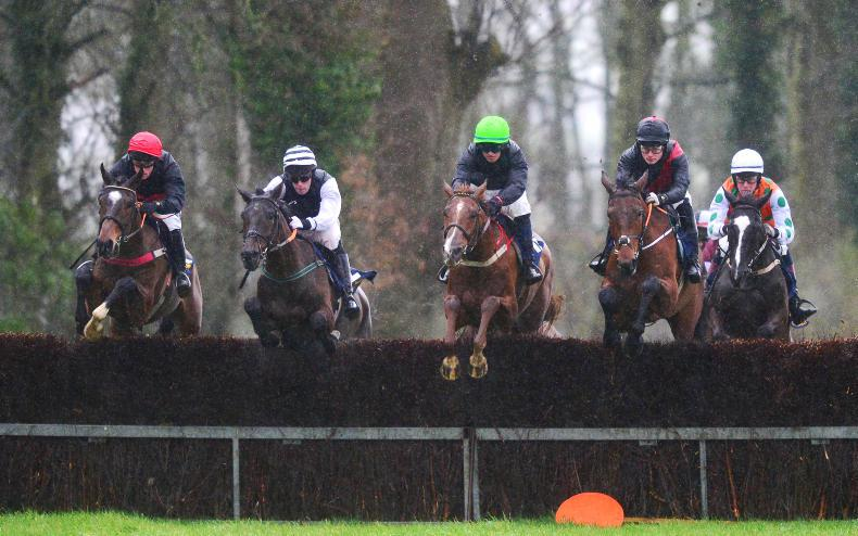 POINT-TO-POINT: Eogháin Ward: O'Connor has a wealth of experience