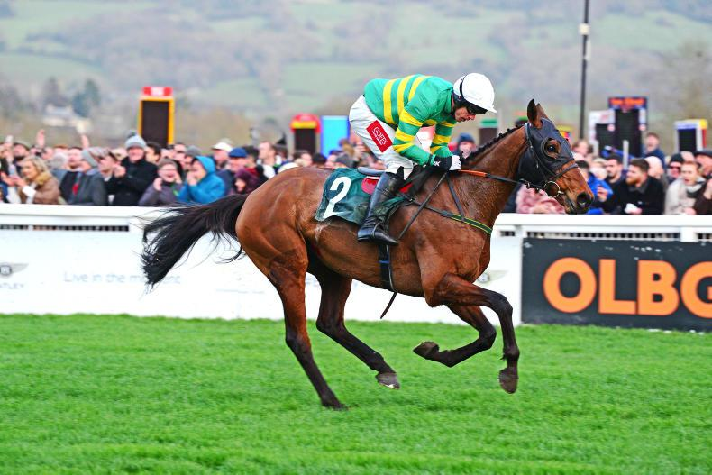 NEWS: Any Second Now heads Fairyhouse betting