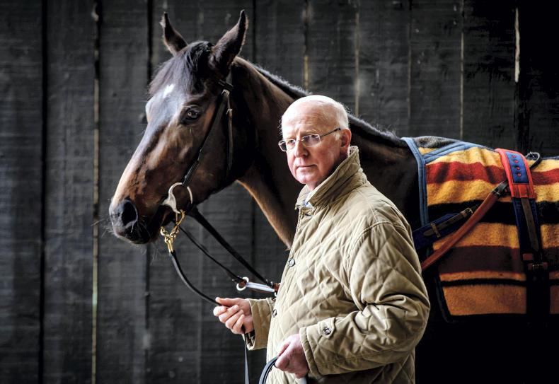 TALKING TRAINER: John Oxx