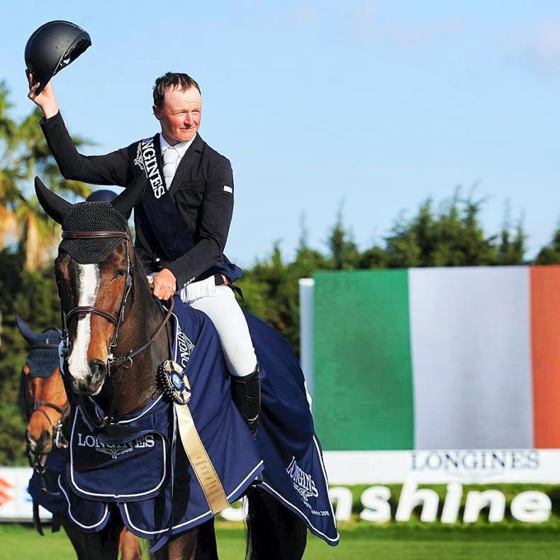 SHOW JUMPING:  Moloney and Ornellaia shine in Grand Prix
