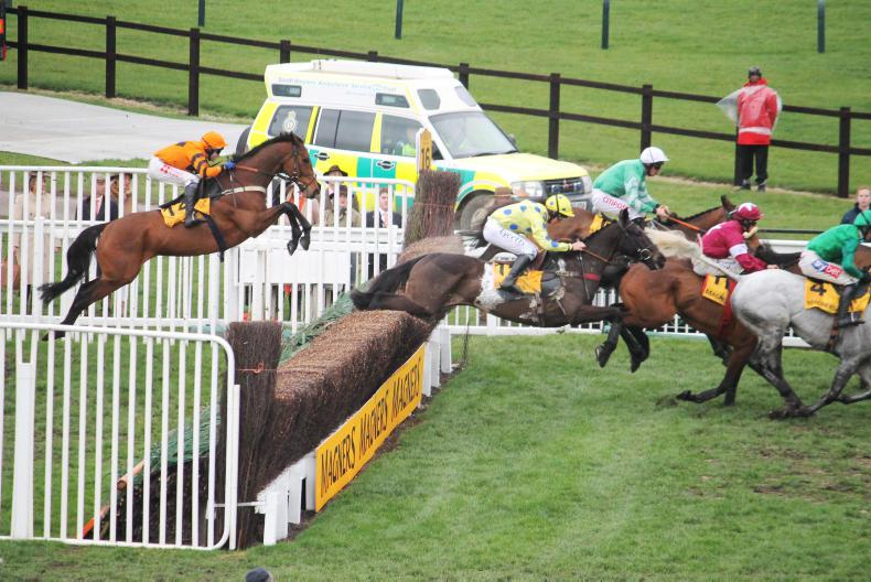 CHELTENHAM REVIEW: SEAN CLANCY: Letters from Cheltenham