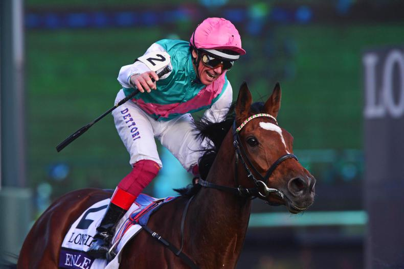 Enable in 'great order' with Epsom set to be first step on road to third Arc