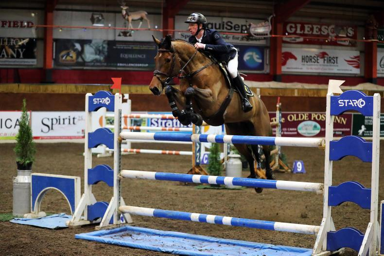 AROUND THE COUNTRY:  Syhoejegaards Hurrycane Dice delivers for Alyward