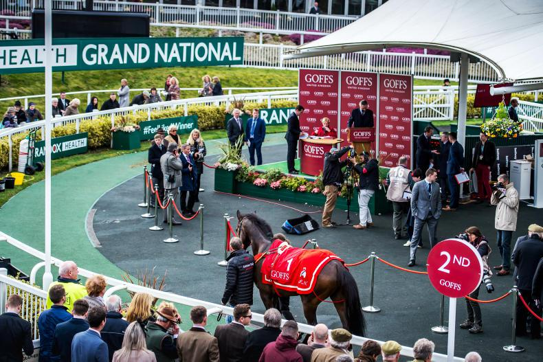 Don Poli and Outlander to be sold at Aintree