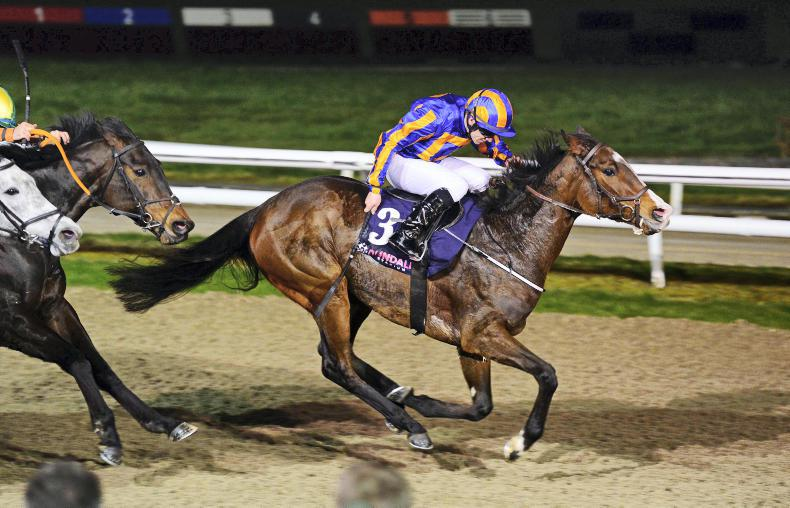 DUNDALK FRIDAY: Sky Seven does the business