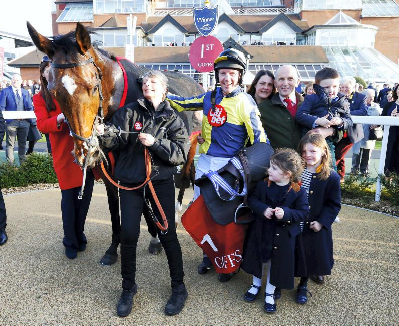 BRITAIN: Fehily signs off in style
