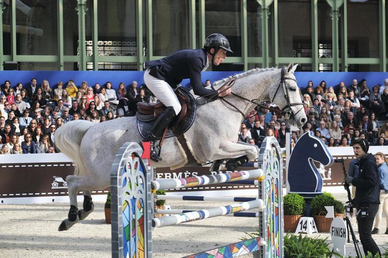 INTERNATIONAL: McAuley second in Paris
