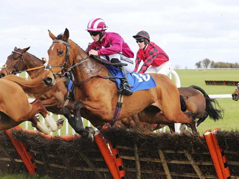 VIEW FROM ABOVE: Plenty of success in the saddle