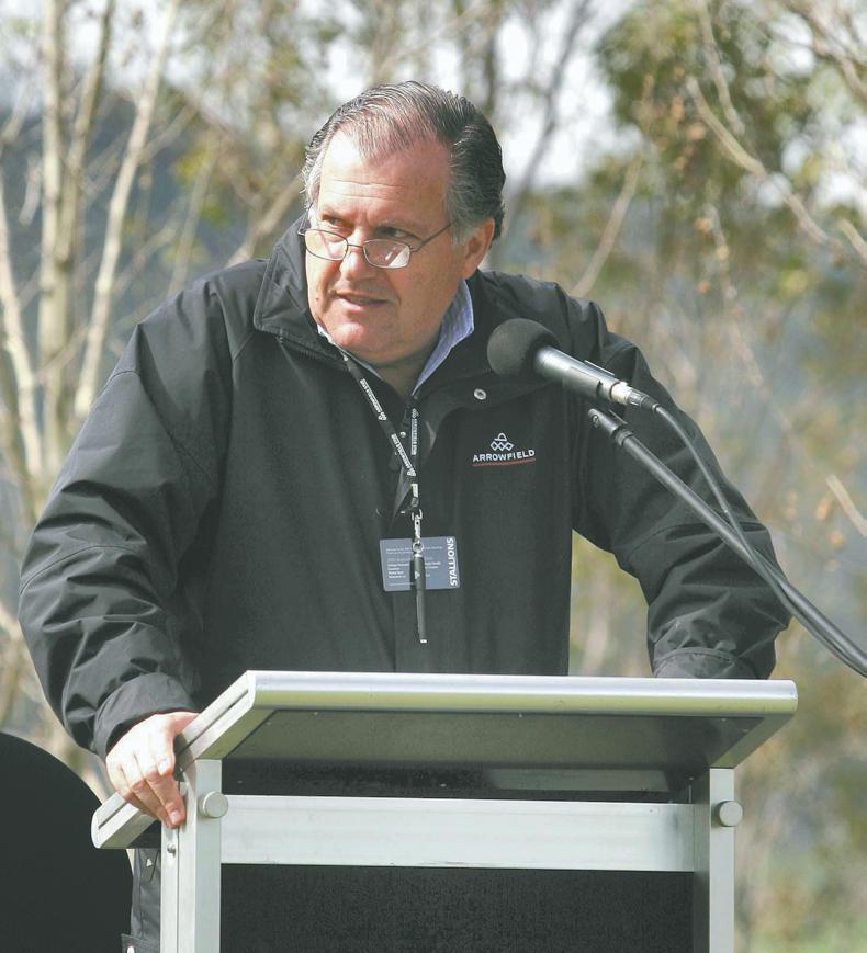 AUSTRALIA: Redoute's Choice dies aged 23