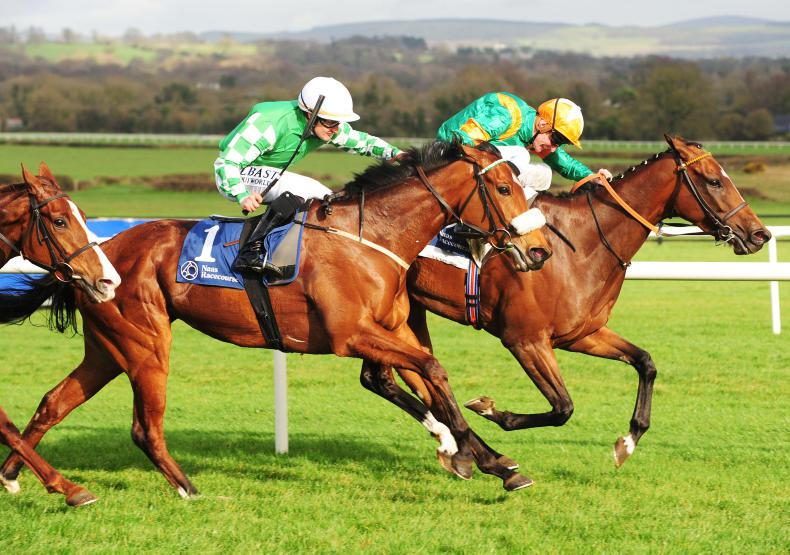 DONN McCLEAN: Good start to the flat at Naas