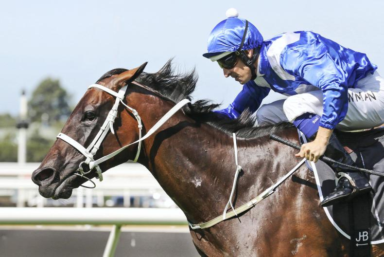 AUSTRALIA: 32 straight wins for Winx