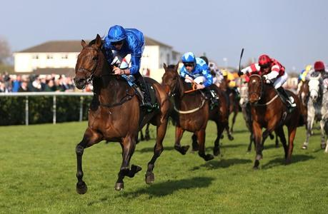 Auxerre makes all to lift Lincoln honours for Godolphin