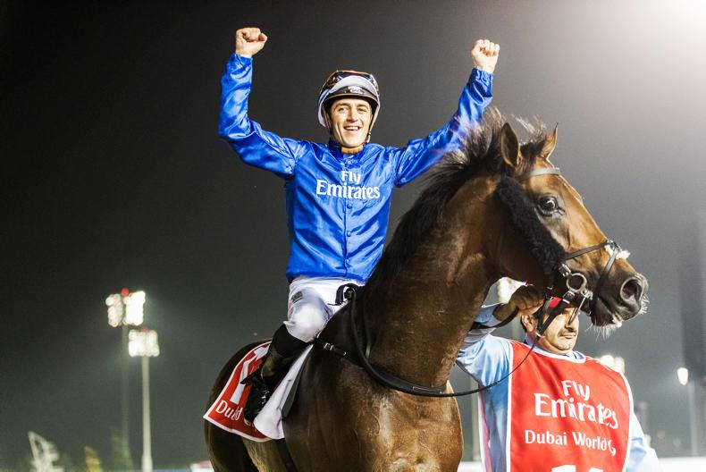 Thunder Snow makes Meydan history with second World Cup verdict