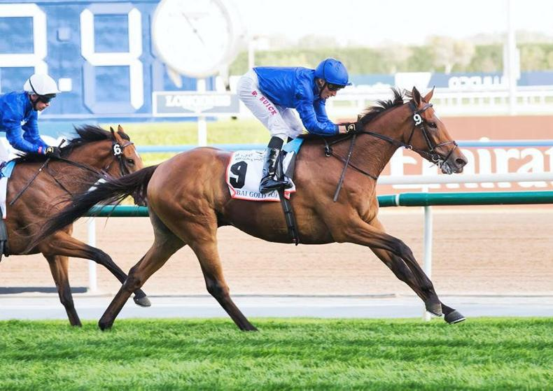 DUBAI WORLD CUP: Melbourne Cup hero returns in glory