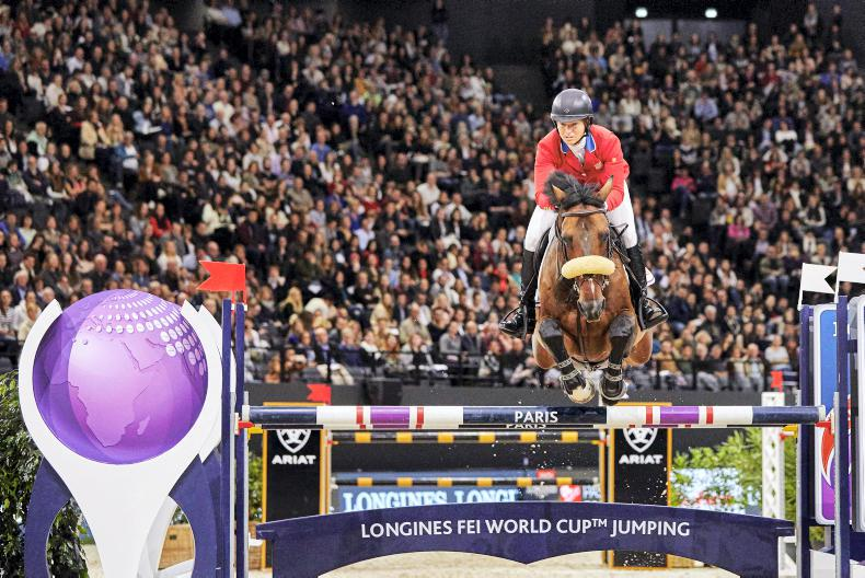 FEI World Cup Finals kick off today in Gothenburg