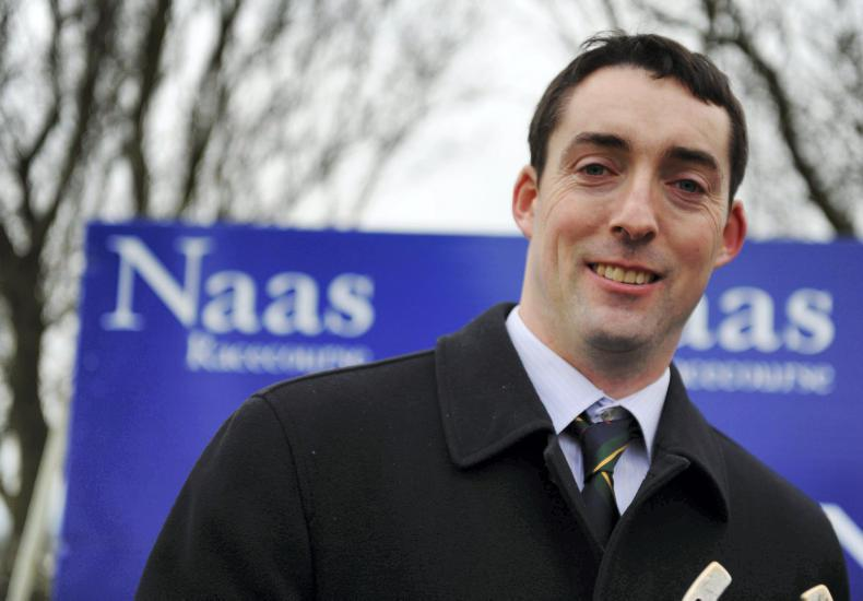 NEWS: Ryan to leave Naas Racecourse Manager's Role