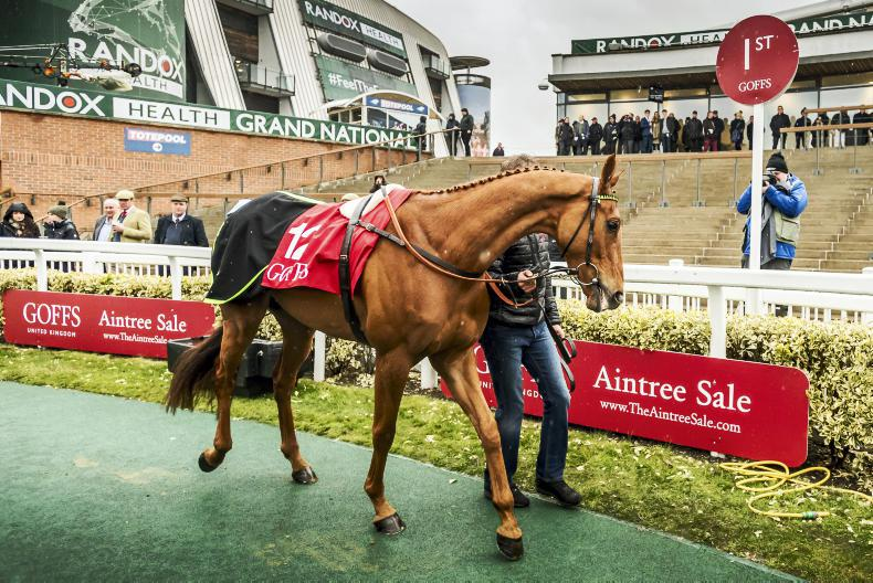 SALES: Stunning trade as records tumble at Aintree