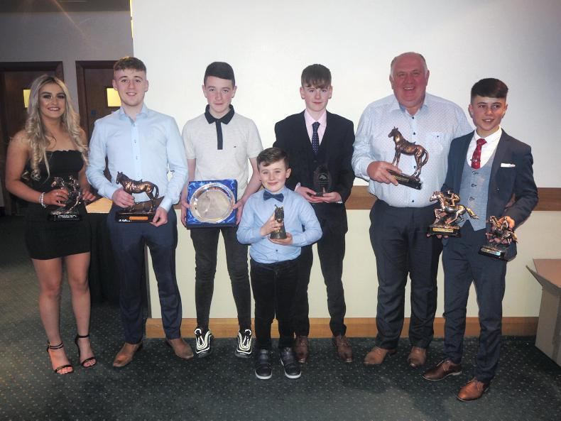 PONY RACING: Browne McMonagle takes North West title