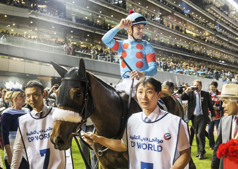 JAPAN: Almond Eye excels on her international debut