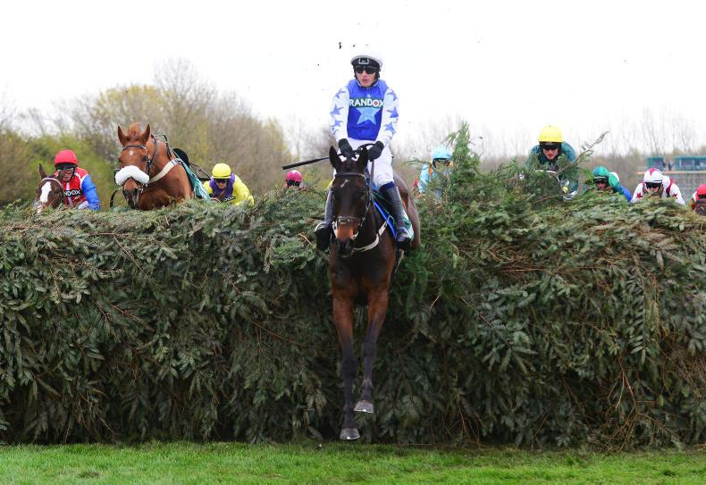 AINTREE FRIDAY: Cadmium conquers Topham