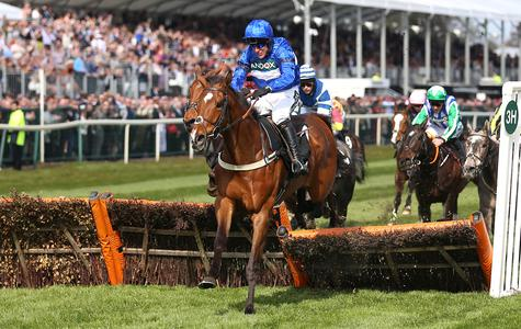 Reserve tanks to Mersey glory at Aintree