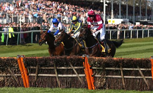 If The Cap Fits provides Sean Bowen with landmark winner at Aintree