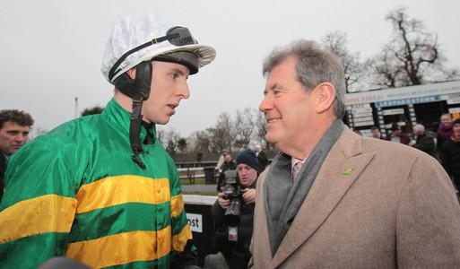 Mark Walsh confirmed for Anibale Fly ride in National