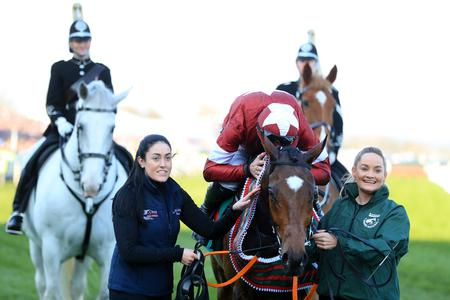 O'Leary adamant Tiger Roll bid for third National not on the agenda