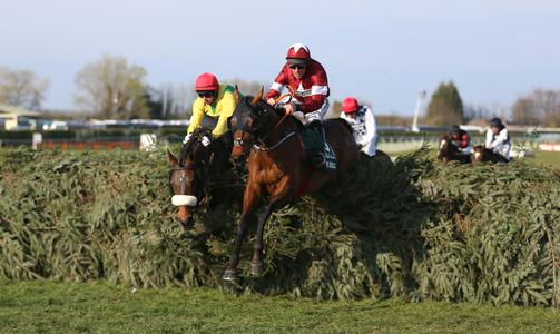 Tiger Roll roars to second Grand National success