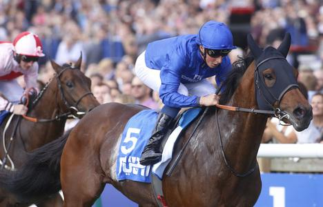 Exciting Ghaiyyath sets up big-race targets with French triumph
