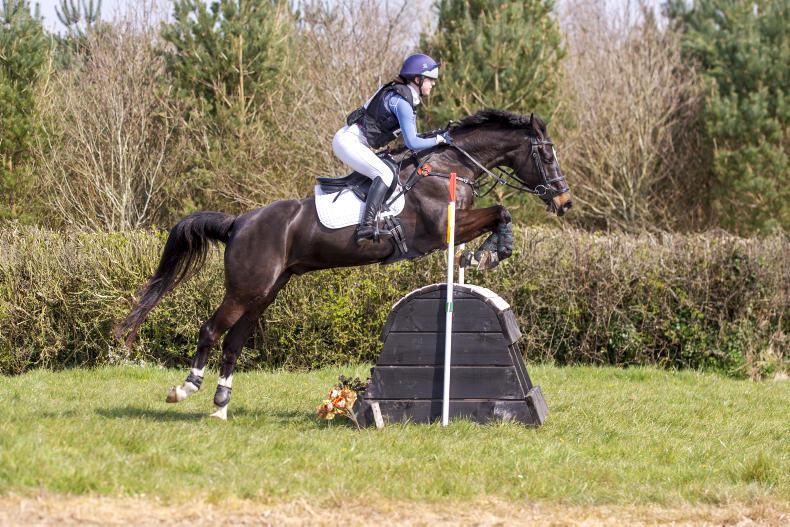 EVENTING:  Rockmills delivers for Lenihan