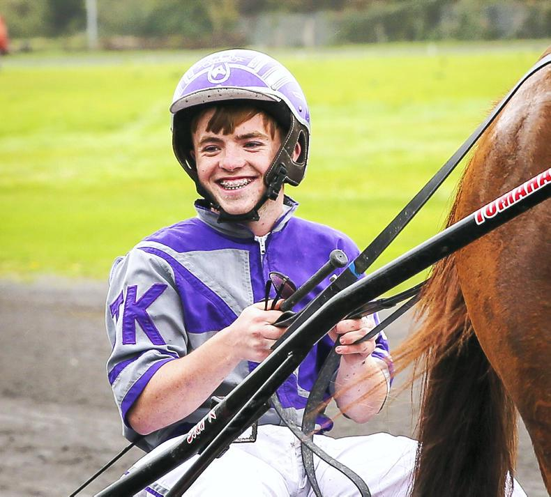 HARNESS RACING: Another US win for Jack Killeen