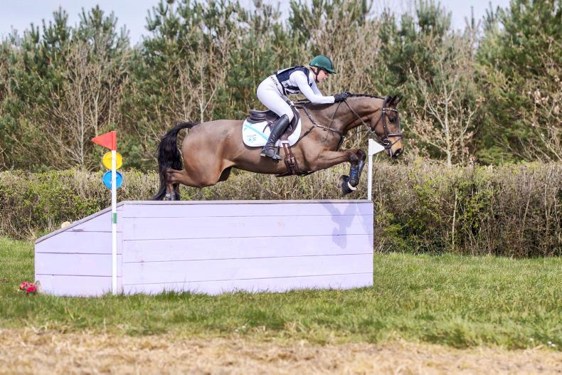 EVENTING:  Hutchinson and HSH Piccini jump to win